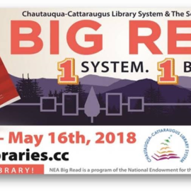 The Big Read 2018!