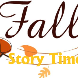 Fall Storytime is Back!