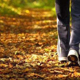 Walk Away from Stress and Anxiety